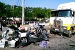 Tại nạn thảm khốc 5 người chết: Tài xế từng gây tai nạn, ngồi tù