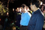 Xe khách lao xuống vực tại Lào Cai: Chủ tịch tỉnh trực tiếp chỉ đạo cứu hộ