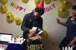 Xuân Trường nhận quà sinh nhật đặc biệt ở Hàn Quốc