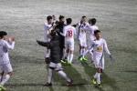'Đàn em' Công Phượng thắng đội bóng Hàn Quốc dưới cái lạnh 0 độ C
