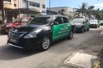 Dịch vụ đi chung xe của Grab, Uber bị 'tuýt còi'