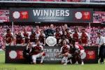 Morata sút hỏng phạt đền, Chelsea mất Siêu cúp Anh vào tay Arsenal