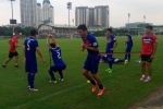 HLV Hữu Thắng không ưu ái 'quân U20' ở U22 Việt Nam