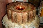 Ly kỳ những cây nến to như cột đình, cháy nửa ngàn năm ở miền Tây