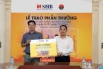 Trao phan thuong cule Vietnam