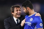 Diego Costa trách Chelsea 'bạc bẽo', Conte phản ứng bất ngờ