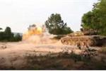 Clip: Tăng thế hệ mới Ukraine khiến tăng T-90MS của Nga hít khói