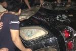 Thực hư thông tin người dân đốt xe ô tô kẻ bắt cóc trẻ em ở Hải Dương
