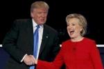Donald Trump và Hillary Clinton dồn sức vào những bang chủ chốt