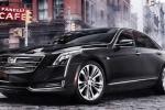 Cadillac CT6 2018 nâng cấp đầy mê hoặc