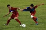 U20 Việt Nam cạnh tranh 'nảy lửa' trên sân tập