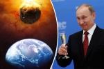 Báo Anh nói ông Putin xây hầm ngầm đối phó tận thế