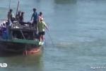 Đình chỉ một giám đốc, khởi tố vụ án chìm tàu trên sông Hàn