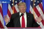 Tổng thống Donald Trump: 'Obamacare hoàn toàn là thảm họa'