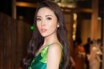 Hoa hậu Kỳ Duyên xinh như công chúa, rạng rỡ xuất hiện trong sự kiện