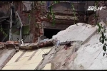 Nhà 4 tầng sập vì hàng xóm đào móng: Ai phải chịu trách nhiệm?