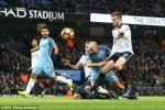 Đội trưởng sai lầm, Tottenham Hotspurs suýt ôm hận tại Etihad