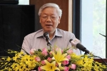 Tổng Bí thư Nguyễn Phú Trọng: 'Tham nhũng vặt cũng có, tham nhũng lớn cũng có'
