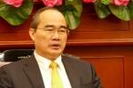 Chân dung tân Bí thư Thành ủy TP.HCM Nguyễn Thiện Nhân
