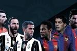 Xem trực tiếp tứ kết lượt về cúp C1 Barca vs Juventus trên kênh nào?