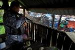 Hiện trường vụ cướp tù, thả hơn 150 phạm nhân ở Philippines