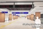 Khám phá toàn bộ hệ thống ngầm 2,6 km của metro Bến Thành - Suối Tiên