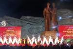 Bình Định khánh thành tượng đài kỷ niệm 127 năm ngày sinh Chủ tịch Hồ Chí Minh
