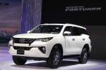 Toyota Fortuner 2017 đắt khách ngay sau khi ra mắt