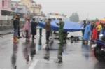 Truy tìm tài xế ô tô biển xanh tông chết người rồi tăng ga bỏ trốn
