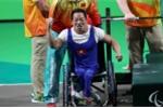 Clip: Khoảnh khắc Lê Văn Công giành huy chương vàng Paralympic 2016