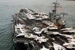 Mỹ điều siêu tàu sân bay hạt nhân thứ 3 răn đe Triều Tiên