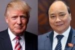 Tổng thống Mỹ Donald Trump sẽ tiếp Thủ tướng Nguyễn Xuân Phúc vào ngày 31/5