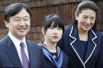 Công chúa Nhật nghỉ học vì áp lực thi cử