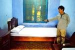 Chiếc giường ngoại cỡ phục vụ Chủ tịch Fidel Castro trong chuyến thăm Quảng Bình năm 1973