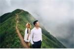 Ảnh cưới lãng mạn của cặp đôi Hà thành ở 'Sống khủng long'