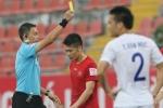 Trọng tài V-League: Chế độ tăng có bù được sức ép kinh khủng?