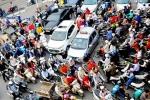 85% người dân Hà Nội đồng ý cấm xe cá nhân vào nội đô