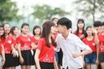 Bộ ảnh kỷ yếu rực rỡ sắc màu của học sinh Bắc Giang