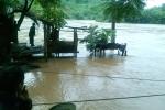 Sau bão số 3, 200 hộ dân ở Nghệ An bị lũ cô lập