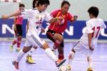 Clip: Màn rượt đuổi thót tim ở môn futsal nữ giữa Việt Nam và Malaysia