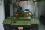 Những bí mật ẩn chứa trong xe tăng 390 huyền thoại Việt Nam