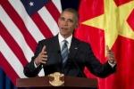 Obama phát biểu về quan hệ Việt - Mỹ