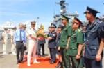 Chiến hạm Nhật Bản thăm Đà Nẵng
