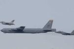 Không quân Mỹ tại Hàn Quốc tập trận đối phó mối lo ngại Triều Tiên
