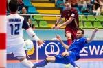 Đối thủ tiếp theo của tuyển Futsal Việt Nam là ai?