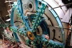'Soi' robot khổng lồ trước giờ đào hầm tuyến metro TP.HCM