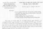 Hà Nội kết thúc thanh tra đất đai ở xã Đồng Tâm
