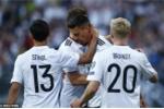 Video xem trực tiếp Australia vs Đức vòng bảng Confederations Cup 2017
