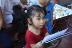 Nhận đỡ đầu đến hết 18 tuổi cho con gái phi công Trần Quang Khải