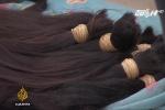Nghề kinh doanh tóc giả hốt bạc ở Trung Quốc